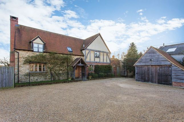 Thumbnail Cottage for sale in High Street, Drayton, Abingdon