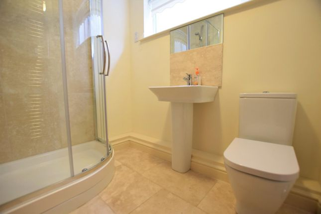 Shower Room of Ranksborough Drive, Langham, Oakham LE15
