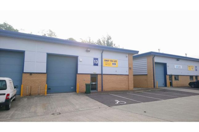 Thumbnail Light industrial to let in Unit 13 Aspen Way, Rotherham