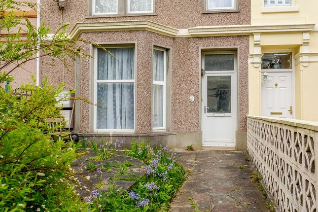Thumbnail Flat for sale in Belgrave Road, Mutley, Plymouth