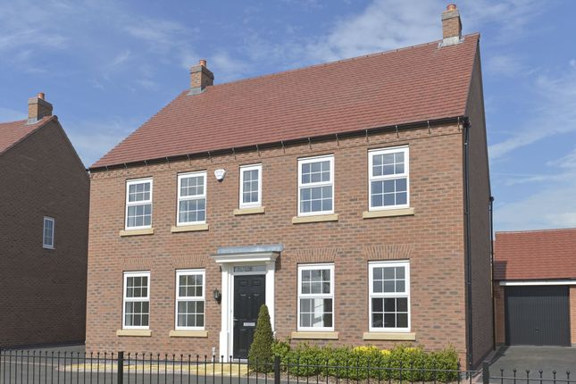 """Thumbnail Detached house for sale in """"Chelworth"""" at Forest House Lane, Leicester Forest East, Leicester"""