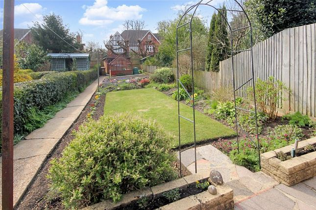 Rear Garden of Meadow Walk, Walton On The Hill, Tadworth, Surrey. KT20