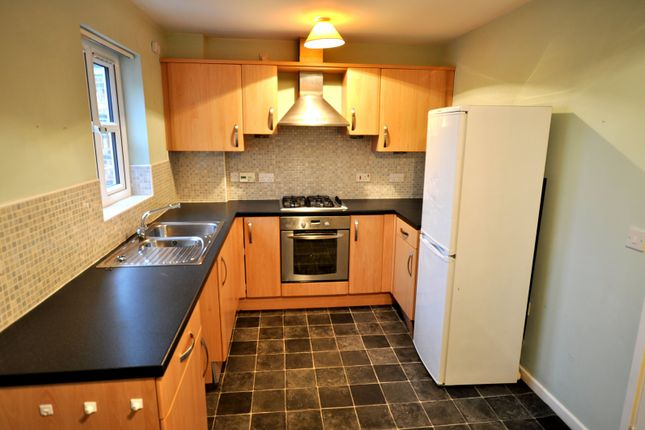 Thumbnail Town house to rent in Cemetery Road, Gateshead