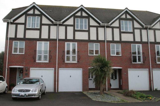 Thumbnail Terraced house to rent in Norfolk Road, Littlehampton