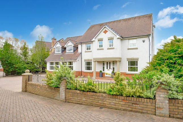 Thumbnail Property for sale in 23 Doonview Gardens, Doonfoot, Ayr