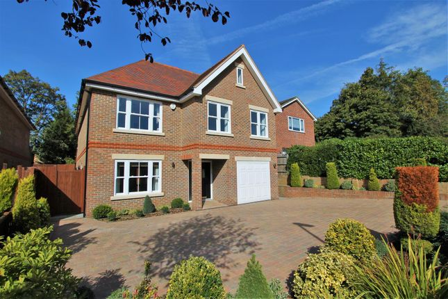 Thumbnail Detached house for sale in Kildonan Close, Watford