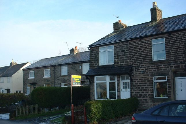 Thumbnail Terraced house to rent in Glossop Road, Glossop