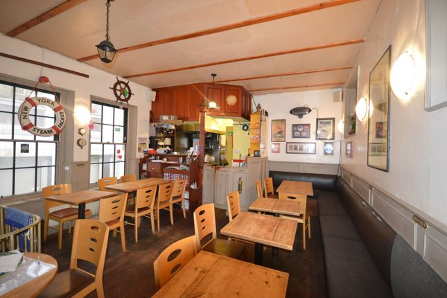 Thumbnail Restaurant/cafe to let in Rose Street North Lane, Edinburgh