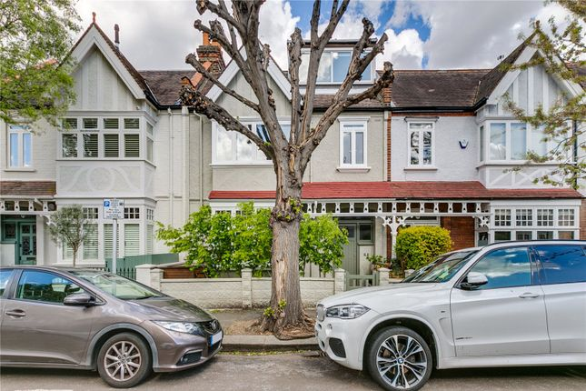 4 bed terraced house for sale in Byfeld Gardens, Barnes, London SW13