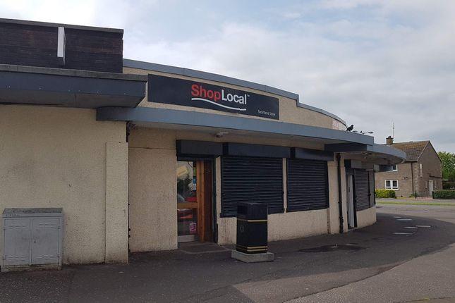 Thumbnail Retail premises to let in Shortlees Crescent, Kilmarnock