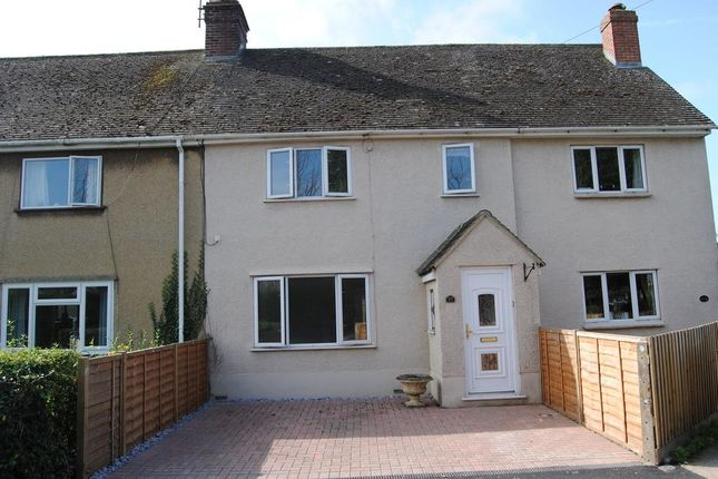 Thumbnail End terrace house to rent in Spare Acre Lane, Eynsham, Oxon