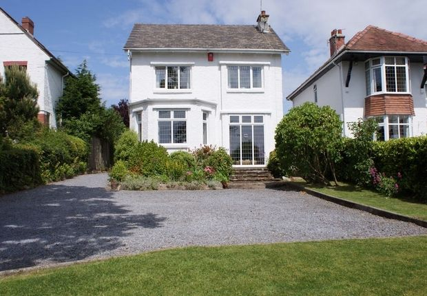 4 bedroom detached house for sale in 44 Caswell Road, Caswell, Swansea