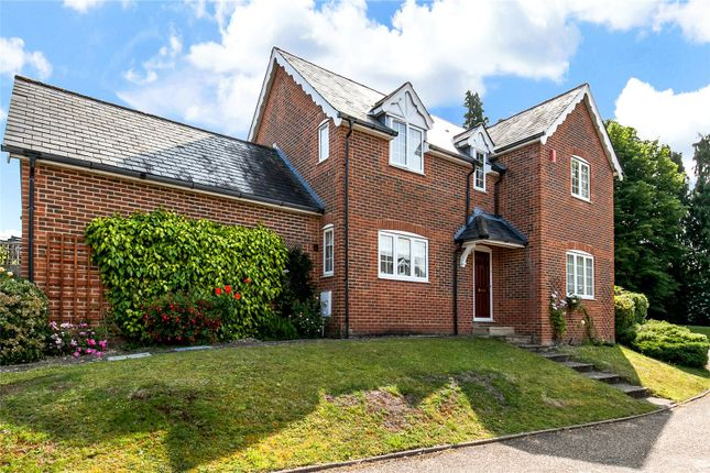 Thumbnail Detached house for sale in Southdowns, Old Alresford, Alresford, Hampshire