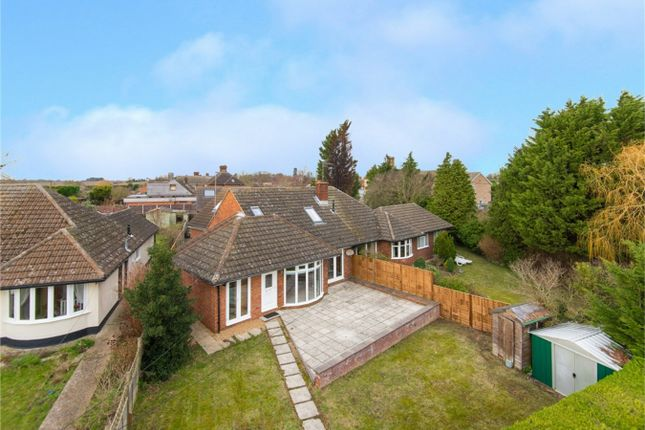 Thumbnail Semi-detached bungalow for sale in Station Road, Lower Stondon, Henlow, Bedfordshire