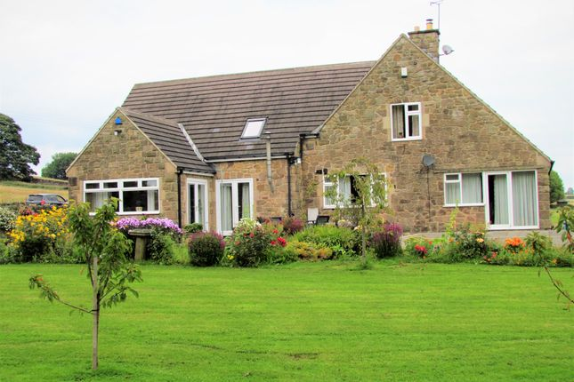 Thumbnail Detached house for sale in Cullumbell Lane, Uppertown, Ashover