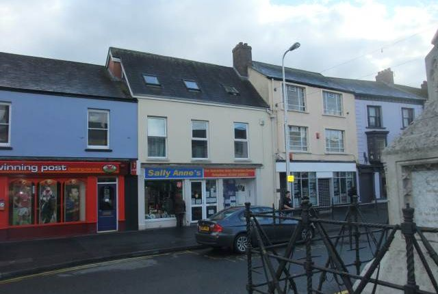 Thumbnail Flat to rent in 109 Lammas Street, Carmarthen, Carmarthenshire