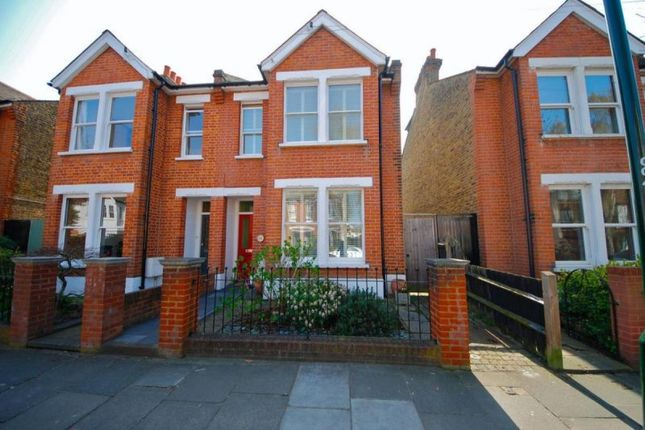 Thumbnail Semi-detached house to rent in Atbara Road, Teddington