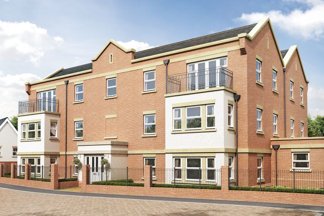 """2 bedroom flat for sale in """"Lichfield House - First Floor 2 Bed"""" at Eagle Avenue, Cowplain, Waterlooville"""