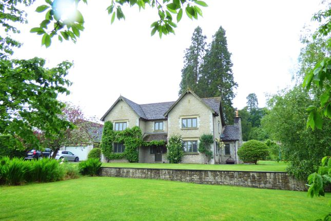 Thumbnail Detached house for sale in Itton, Chepstow