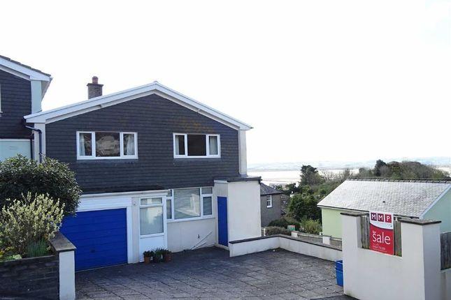 Thumbnail Semi-detached house for sale in 11, Treflan, Aberdyfi, Gwynedd