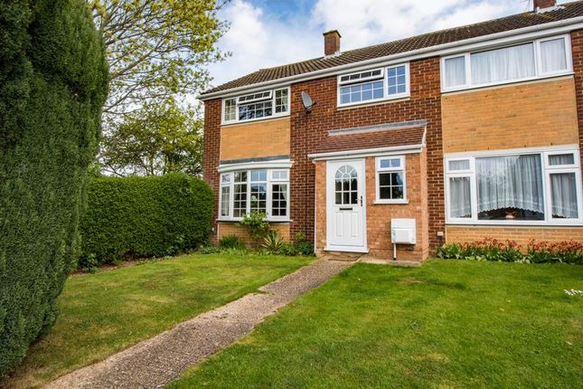 3 bed end terrace house for sale in Cleeve Crescent, Bletchley, Milton Keynes