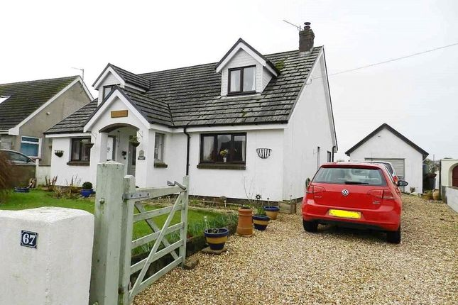 Thumbnail Detached bungalow for sale in New Road, Hook, Haverfordwest