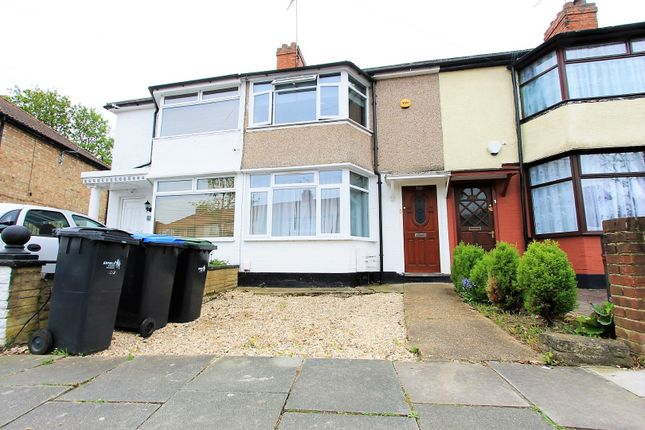 Thumbnail Terraced house for sale in Oaklands Avenue, London