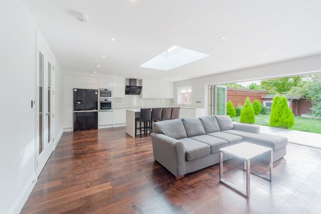 Thumbnail Semi-detached house to rent in Chamberlayne Road, Kensal Rise