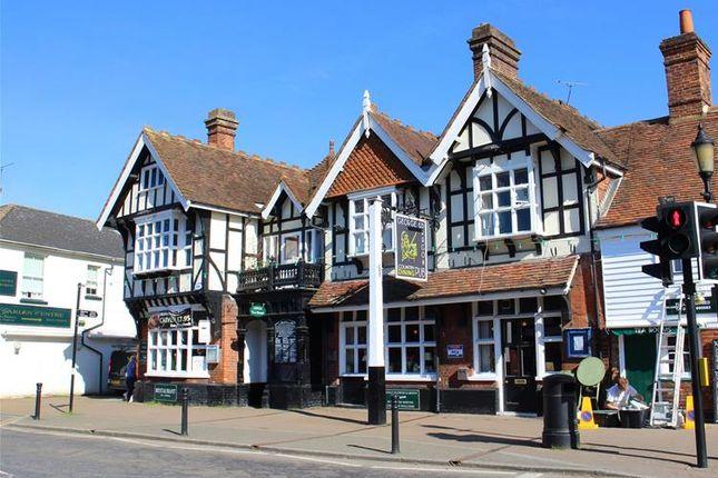 Thumbnail Pub/bar for sale in High Street, Headcorn