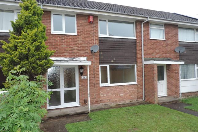 Thumbnail Terraced house to rent in Penarth Grove, Binley, Coventry