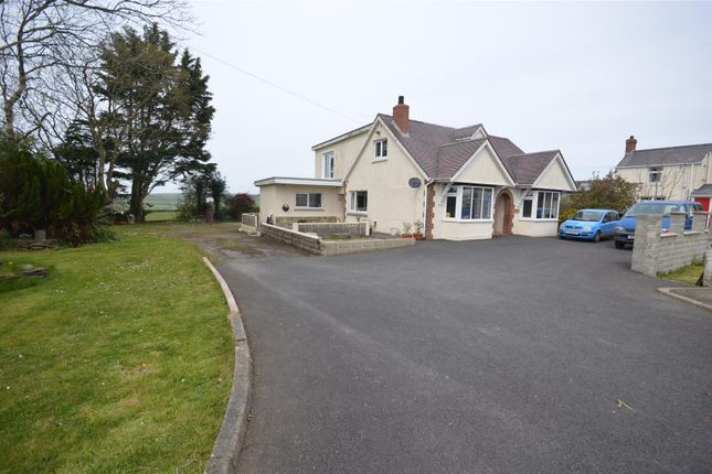 Detached bungalow for sale in Cardigan