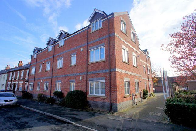 Thumbnail Flat to rent in Grange Street, Derby