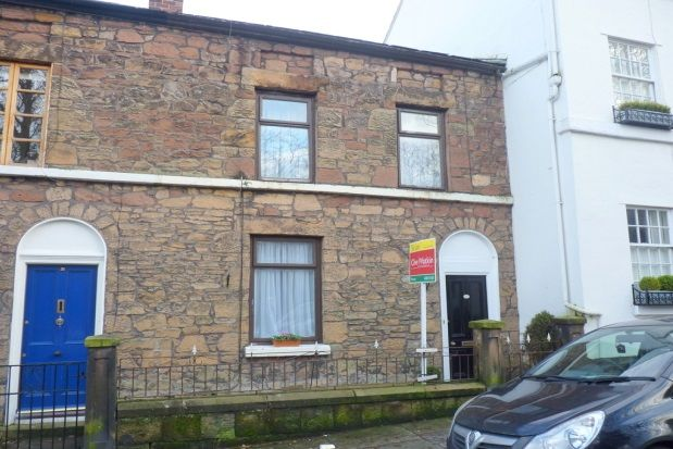 Thumbnail Terraced house to rent in Rose Mount, Prenton