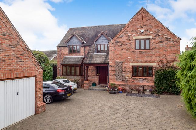 Thumbnail Detached house for sale in Lady Gate, Diseworth, Derby