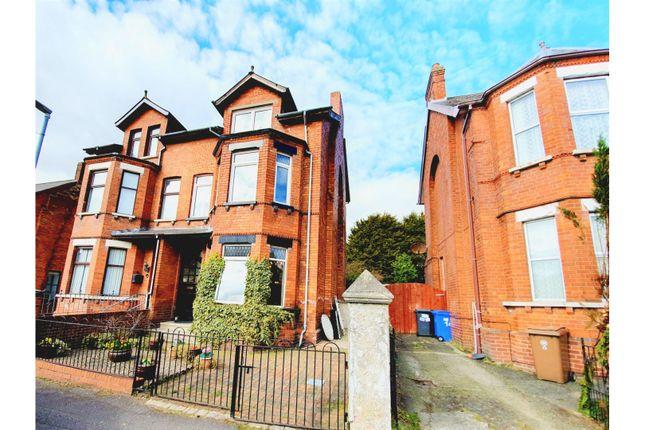 5 bed semi-detached house for sale in Wheatfield Gardens, Belfast BT14