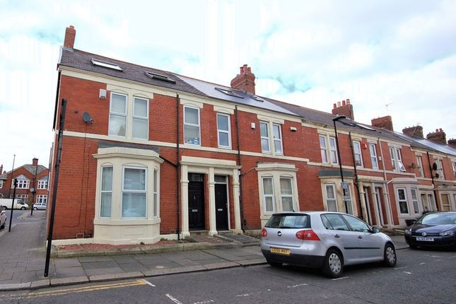 Thumbnail Terraced house for sale in Tavistock Road, Jesmond, Newcastle Upon Tyne