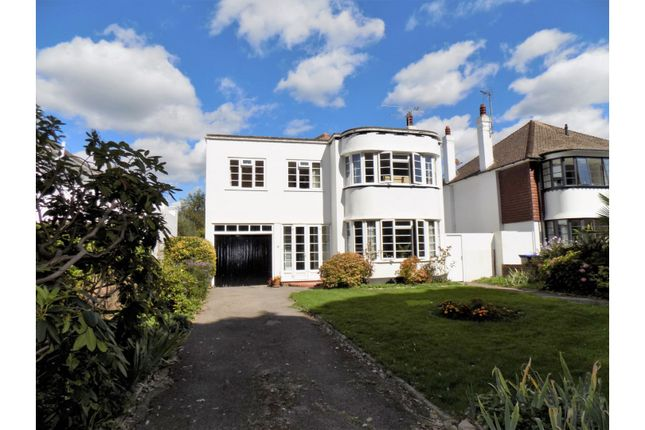 Thumbnail Detached house for sale in Ilex Way, Worthing