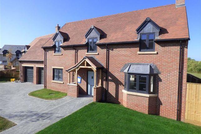 Thumbnail Detached house for sale in Nottington Gardens, 23 Nottington Lane, Weymouth