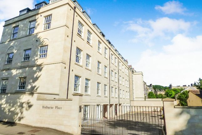 Thumbnail Flat to rent in Henrietta Road, Bathwick, Bath