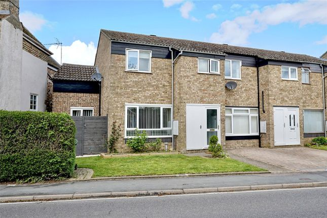 3 bed end terrace house for sale in High Street, Needingworth, St. Ives PE27