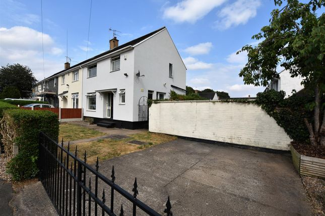 Thumbnail End terrace house for sale in Bransdale Road, Clifton, Nottingham