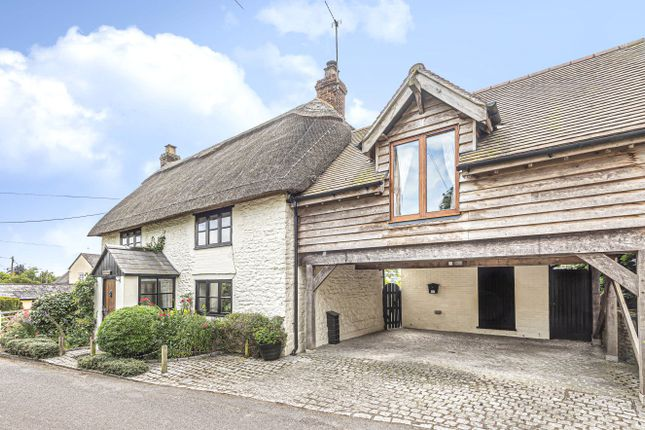 Thumbnail Detached house for sale in Wonston, Hazelbury Bryan, Sturminster Newton, Dorset