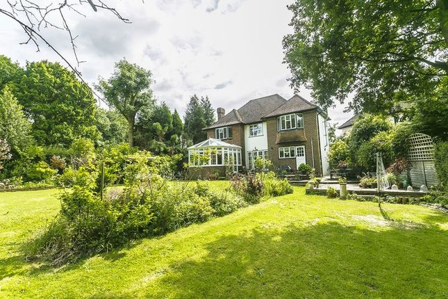 Thumbnail Detached house for sale in Highwold, Chipstead, Coulsdon