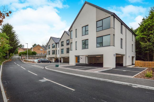 Thumbnail Flat for sale in Apartment N, Castle Manor, Nantgarw Road, Caerphilly