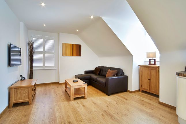 Thumbnail Flat to rent in Castle Crescent, Reading