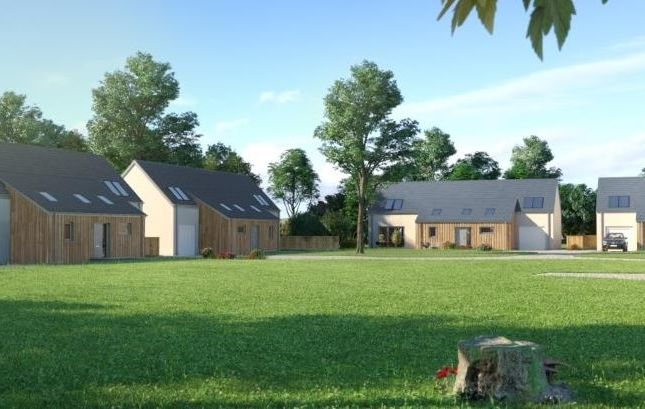 Thumbnail Detached house for sale in Muiryhall, Urquhart, Elgin
