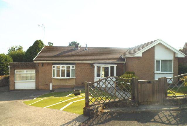 Thumbnail Bungalow for sale in Parkfields Road, Bridgend