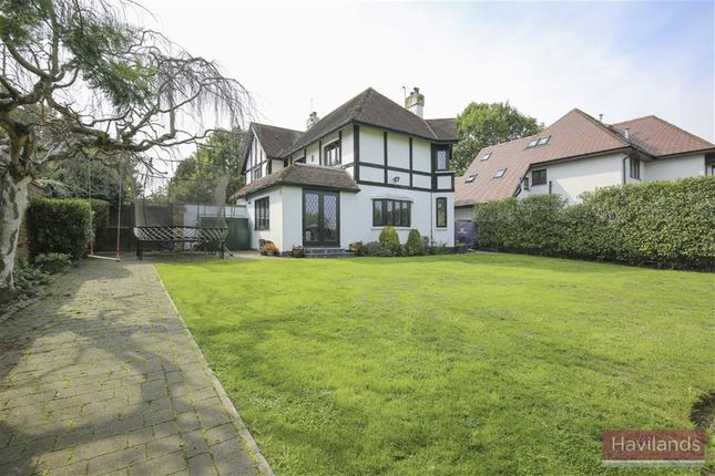 Thumbnail Detached house for sale in Worlds End Lane, Winchmore Hill, London
