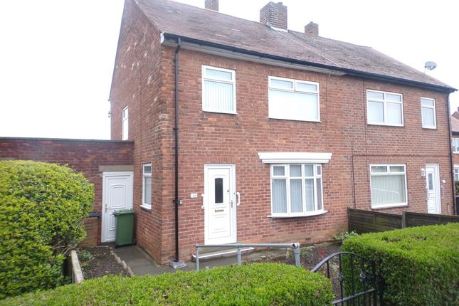 Semi-detached house for sale in Centenary Avenue, South Shields