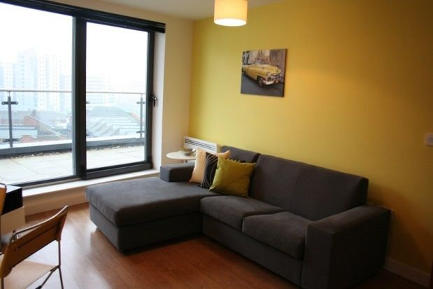 Thumbnail Flat to rent in Skyline, St Peters Street, Leeds City Centre